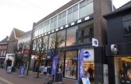 Showroom/opslag Almelo, Grotestraat 43A